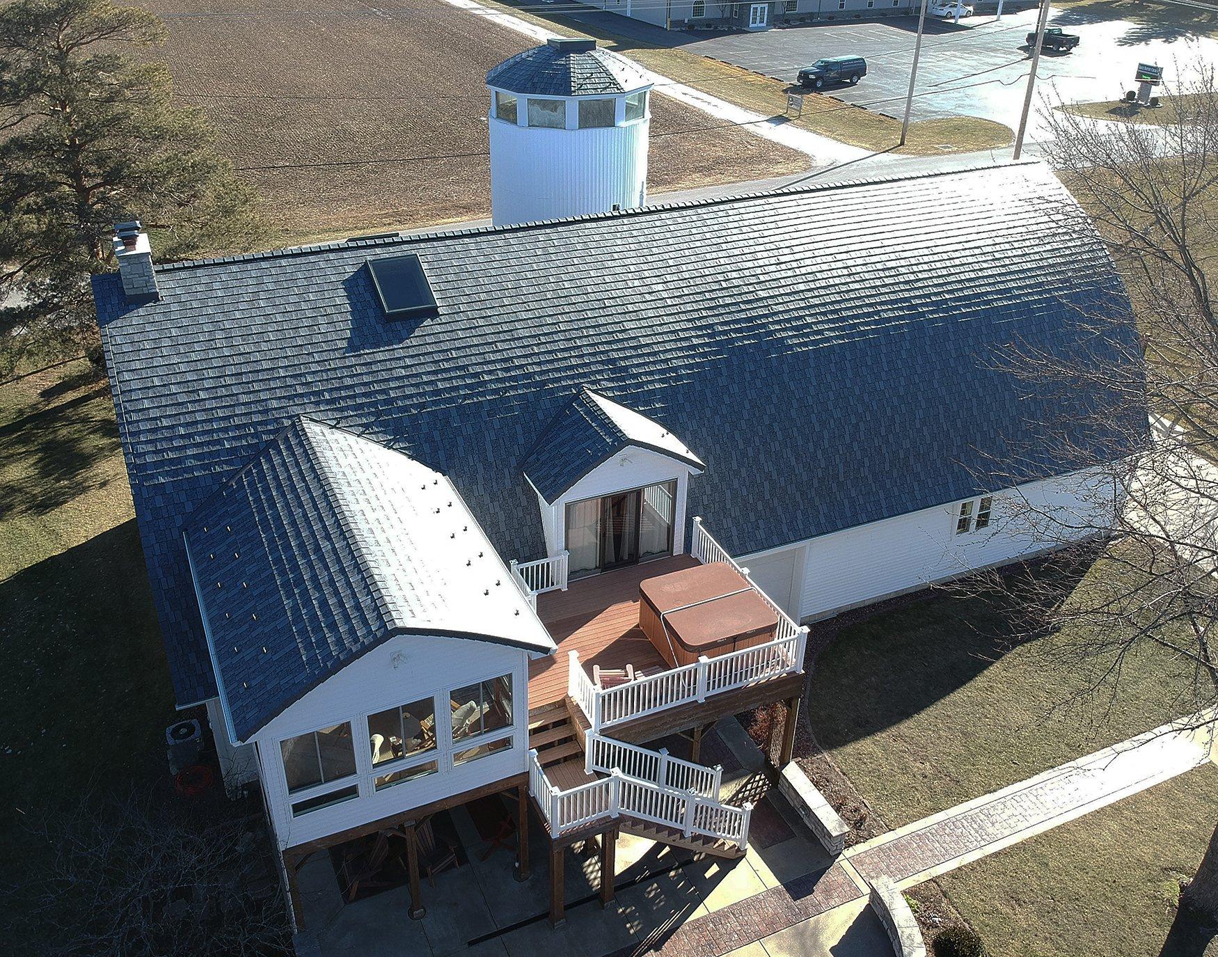 Distinctive Metal Roofing Winner