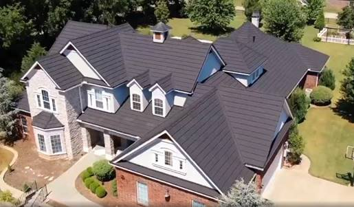 Boral Steel Roofing Project