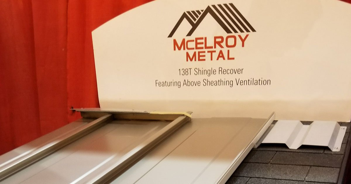 McElroy Metal at IRE