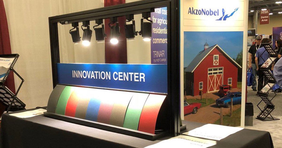 Akzonobel at NFBA