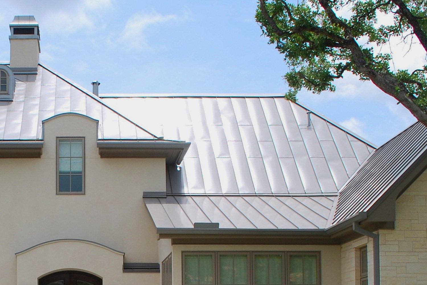 Energy Saving Metal Roofs