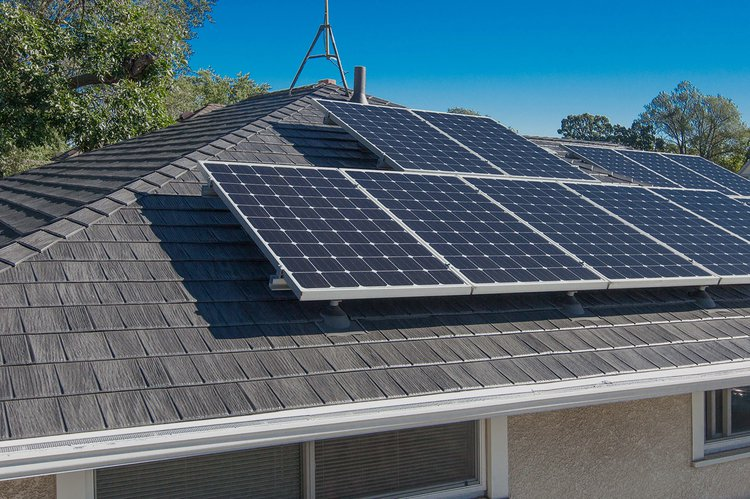 Energy Efficient Solar Friendly Metal Roofing