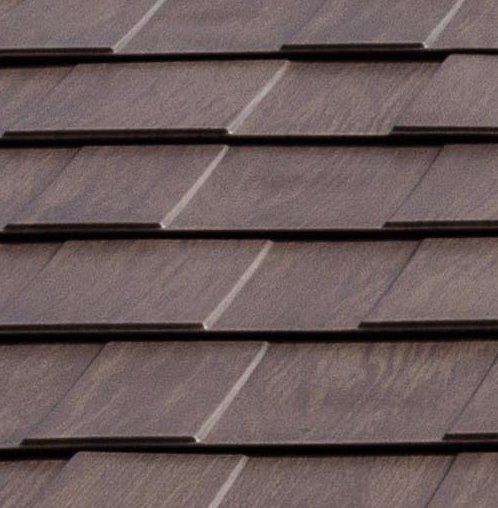 Metal Roof Material - Metallic Coating