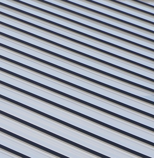 Metal Roof Material - Steel