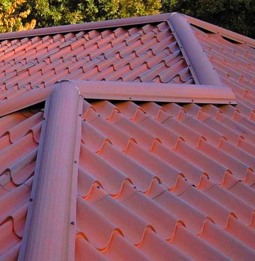 Metal Roof Style - Tile