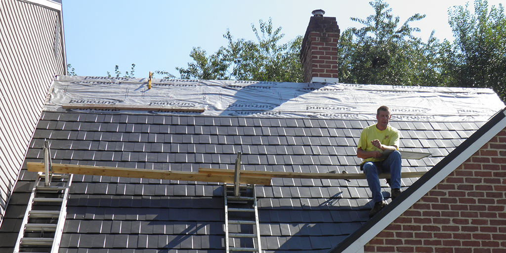 Metal Roofing Installer