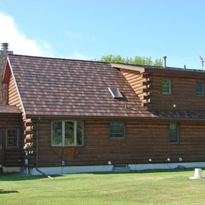 "<div><h4>EDCO - Log Home</h4><p><b>Manufacturer:</b> EDCO Products, Inc.</p><p><b>Style:</b> Metal Slate/Shingle, Metal Shake</p><p><b>Color:</b> Brown</p><p><a href=""/gallery/image-detail/866/"" class=""link-arrow text-uppercase theme-color--orange"" data-toggle=""modal"" data-target=""#detailModal_gallery_image_grid_lamlejqhdgHs"">View More</a></p></div>"