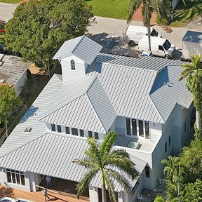 "<div><h4>Drexel Metals Drexlume Metal Roof</h4><p><b>Manufacturer:</b> Drexel Metals Inc.</p><p><b>Location:</b> Florida, US</p><p><b>Style:</b> Vertical Panel/Standing Seam, Natural Metals</p><p><b>Material:</b> Steel</p><p><b>Color:</b> Gray</p><p><a href=""/gallery/image-detail/538/"" class=""link-arrow text-uppercase theme-color--orange"" data-toggle=""modal"" data-target=""#detailModal_gallery_image_grid_lamlejqhdgHs"">View More</a></p></div>"