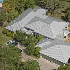 "<div><h4>Drexel Metals Drexlume Metal Roof</h4><p><b>Manufacturer:</b> Drexel Metals Inc.</p><p><b>Location:</b> Florida, US</p><p><b>Style:</b> Vertical Panel/Standing Seam, Natural Metals</p><p><b>Material:</b> Steel</p><p><b>Color:</b> Gray</p><p><a href=""/gallery/image-detail/287/"" class=""link-arrow text-uppercase theme-color--orange"" data-toggle=""modal"" data-target=""#detailModal_gallery_image_grid_lamlejqhdgHs"">View More</a></p></div>"